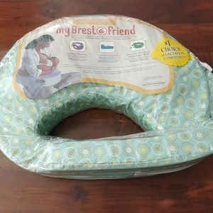 My breast friend nursing pillow